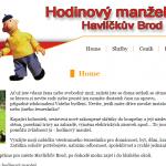 Hodinový manžel Josef Pražák – Havlíčkův Brod