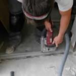Odstraňování původních zárubní bez porušení fasády