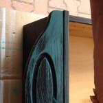 Oživte nábytek tyrkysovou patinou