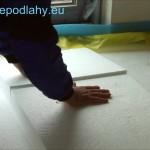 Příprava na podlahové topení