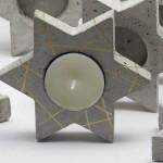 Doplňky do bytu pro chlapy – vyrobte je z betonu!