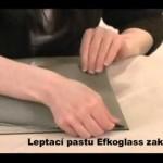 Jak si udělat zajímavou dekoraci skla leptem