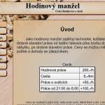 Hodinový manžel Jan Lex – České Budějovice
