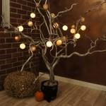 Dekorace z větví do interiéru i exteriéru