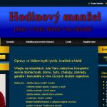 Hodinový manžel Karel Podhorský – Protivín