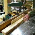 Spodní frézka na dřevo