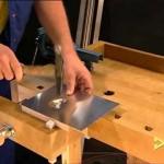 Tvarování hliníkových plechů