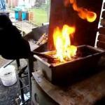 Výroba nože z listové pružiny