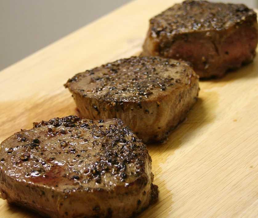 Filet mignon patří mezi steaky k absolutní špičce, pixabay.com