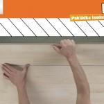 Jak na pokládku laminátové podlahy