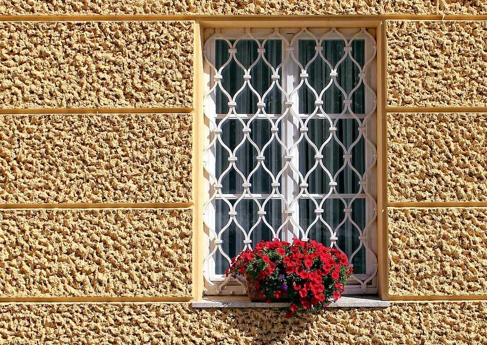 Mříže v oknech jsou proti zlodějům nejúčinnější, pixabay.com