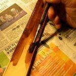 Jak vyrobit kožený opasek