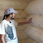 Proti tmavnutí dřeva bílým pigmentem
