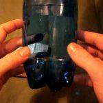 Krmítko z PET lahve