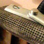 Brousek s odsáváním na sádrokarton