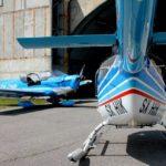 Proleťte se vletounu určeném pro výcvik stíhacích pilotů