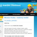 Hodinový manžel Miroslav Hruška – Olomouc