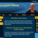 Hodinový manžel Stanislav Tampa – Dolní Lukavice