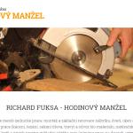 Hodinový manžel Richard Fuksa – Brno