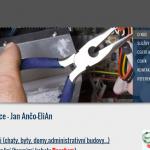 Hodinový manžel Jan Ančo EliAn – Klimkovice