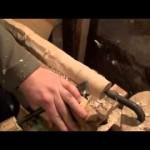 Základní operace soustružení dřeva