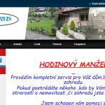Služby hodinového manžela Foltas SERVIS David Foltas – Hranice