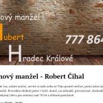 Hodinový manžel Robert Čihal – Hradec Králové