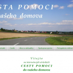 CESTA POMOCI do vašeho domova Vladislav Pavelek – Karlovy Vary