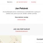 Hodinový manžel Jan Pekárek – Kněžpole