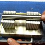 Lamelové bloky pro magnetické upínače