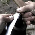 Naklepávání kosy jako údržba