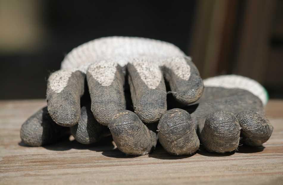 Pracovní rukavice vám ochrání ruce, pixabay.com