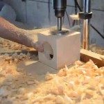 Dřevěná kostka v kostce