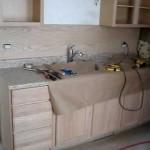 Kroky instalace kuchyně