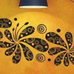 Samolepky na stěnu – jak je správně aplikovat a co s nimi při malování