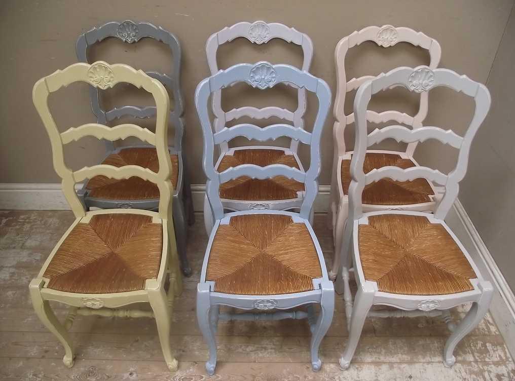 Je tolik možností, jak znovu natřít starý nábytek, flickr.com