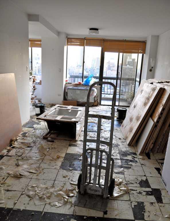 Při rekonstrukci se plánování nevyhnete. flickr.com