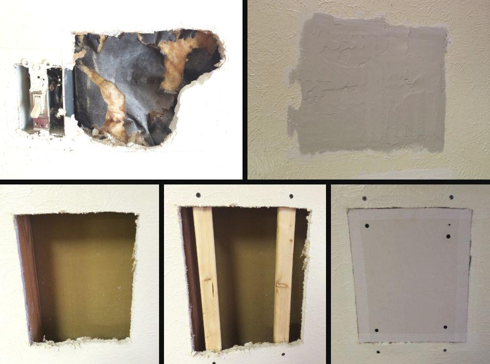 Místo konstrukčních profilů můžete použít i dřevěné lišty, flickr.com