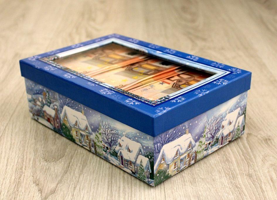 V nouzi postačí i dárková krabička, pixabay.com