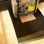 Laserová gravírovačka ze dvou skenerů