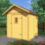 Jak postavit zahradní domek ze dřeva?