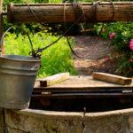 Studna jako skvělý zdroj vody